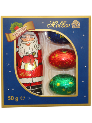 """Christmas box Melbon"" 50 g"