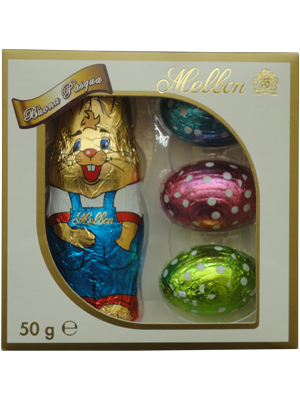 """Easter box Melbon"" 50 g"